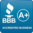 Better business bureau A+ rating for The Lake Worth Transmission Repair Shop.